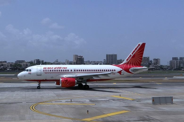 Indian books empty Airbus A320 to fly over three family members