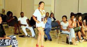 Lancement hier le 17 septembre de l'african Fashion Show Montréal