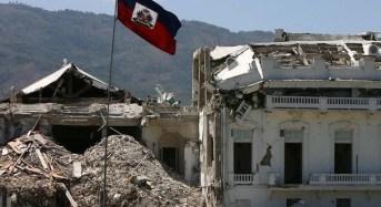 Haiti: C'était un 12 janvier, comme aujourd'hui…un tremblement de terre de magnitude 7.3