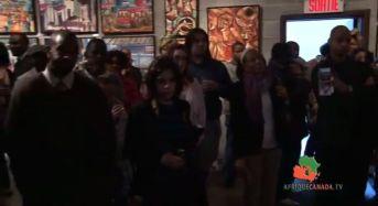 Otentikart exposition des arts sub saharienne à MOntréal