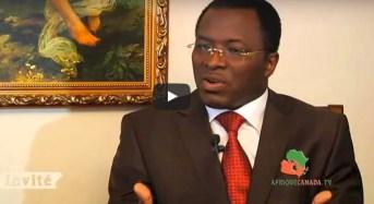 Rencontre avec M. Paulin Claude Danho Maire Attecoube Abidjan