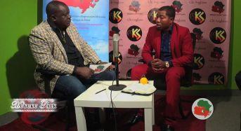 Muyuku Talk 2017, : Moise Chombo, artiste invité