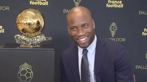 Ballon d'Or 2021 : La déclaration surprenante de Didier Drogba