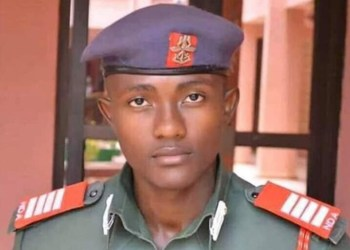 Abducted Naval Officer