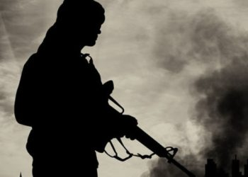 Gunman PHOTO: Shutterstock