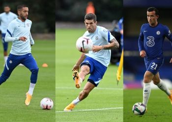 Christian Pulisic, Hakim Ziyech, and Ben Chilwell have all had injury problems this season.