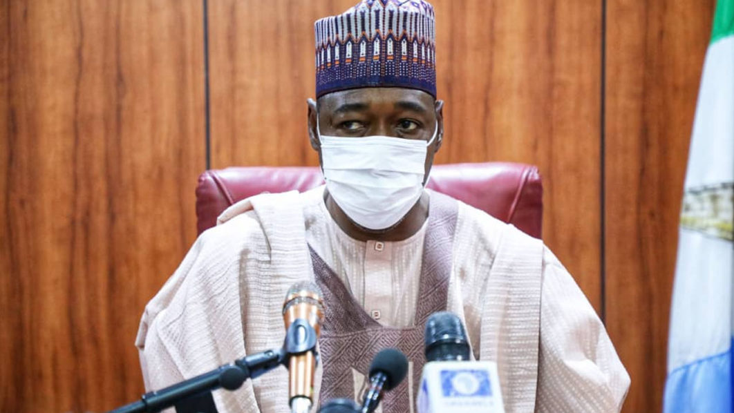 Borno State Governor Babagana Zulum has approved the recruitment of close to 600 health workers that will man hospitals and health facilities across the state,