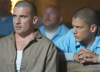 PRISON BREAK: Dominic Purcell (L) and Wentworth Miller (R) | Image: FOX