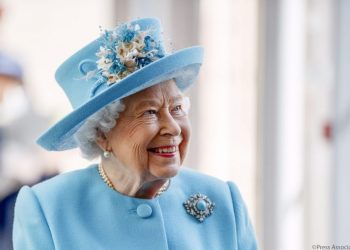 Queen Elizabeth II   Image: Twitter/The Royal Family