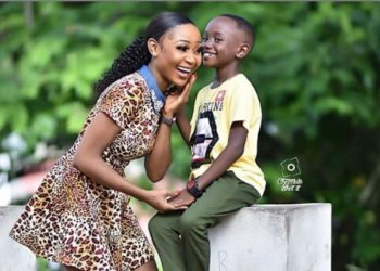 """Ghanaian actress, Rosemond Brown, better known as Akuapem Poloo, has been sentenced to three months in prison by an Accra Circuit Court, over the publication of """"obscene material and domestic violence""""."""