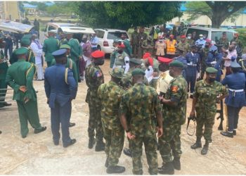 Remains Of Army Chief, Attahiru And Other Plane Crash Victims Arrive For Burial