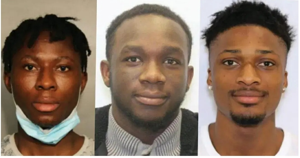 COVID-19 Unemployment Benefits: Three Young Nigerians Arrested In US Over $2.6 Million Fraud