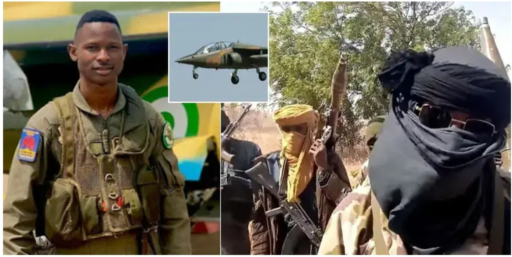 """Air Force Pilot Narrates How He Escaped From Bandits, Says """"They Are Ruthless Like Boko Haram"""""""