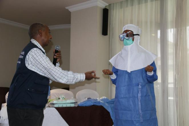 FIRST CASE OF COVID-19 CONFIRMED IN ETHIOPIA | WHO | Regional ...
