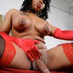SHEMALES – BIG BOOBS AND BIG DICKS [AND GUYS SUCKING THEM]