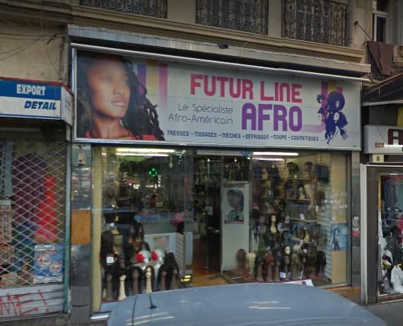 Salon De Coiffure Afro Marseille