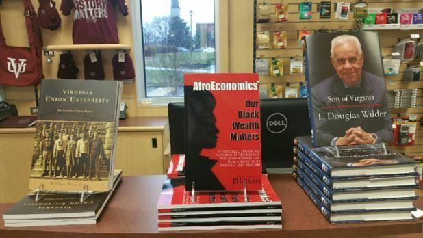 AfroEconomics™ Book Signing at Virginia Union University