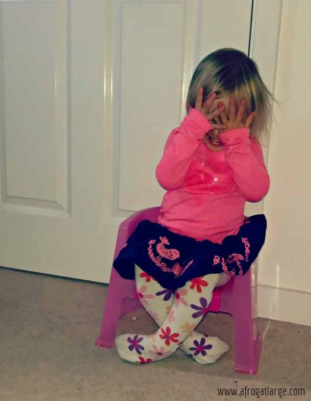 potty training toddler
