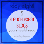 French expat blogs