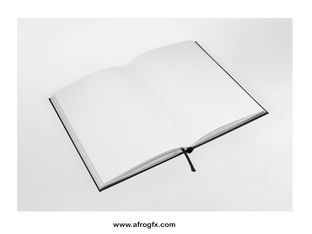 Book Brochure Mock Up Vol 2