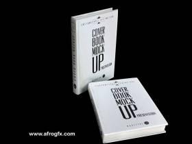 Cover Book Mockup Presentation