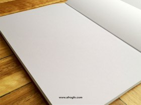 Folder - Collection 7 - Mock Up - Stationery