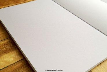 Folder - Collection 7 - Mock Up - Stationery