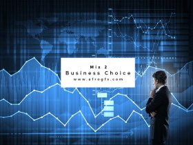 Business Choice Mix 2 Stock Photo