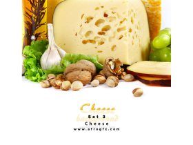 Photos - Different Cheese Set 3 Stock Photo