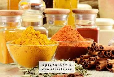 Stock Photo - Spices 5 Stock Photo