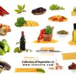Collection of Vegetables 21