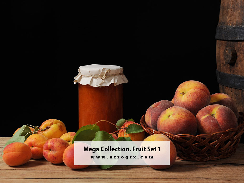 Mega Collection. Fruit #1