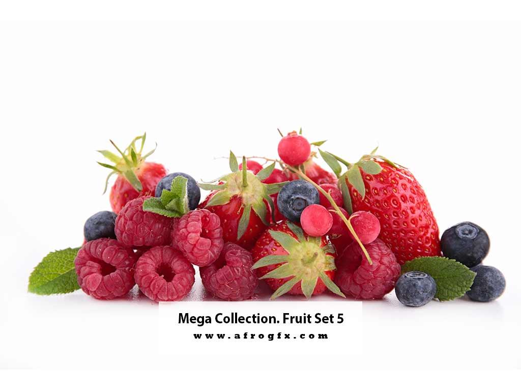 Mega Collection. Fruit #5
