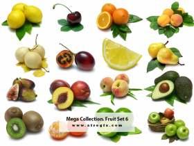 Mega Collection. Fruit #6