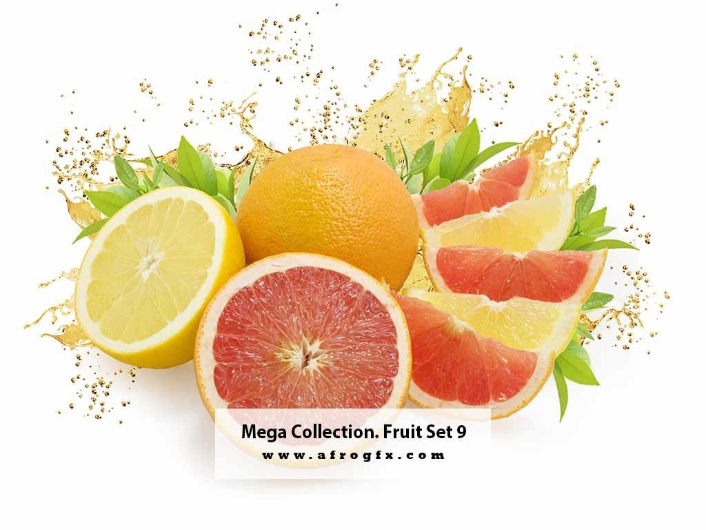 Mega Collection. Fruit #9