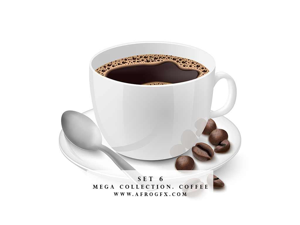 Mega Collection. Coffee #6