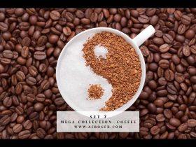 Mega Collection. Coffee #7