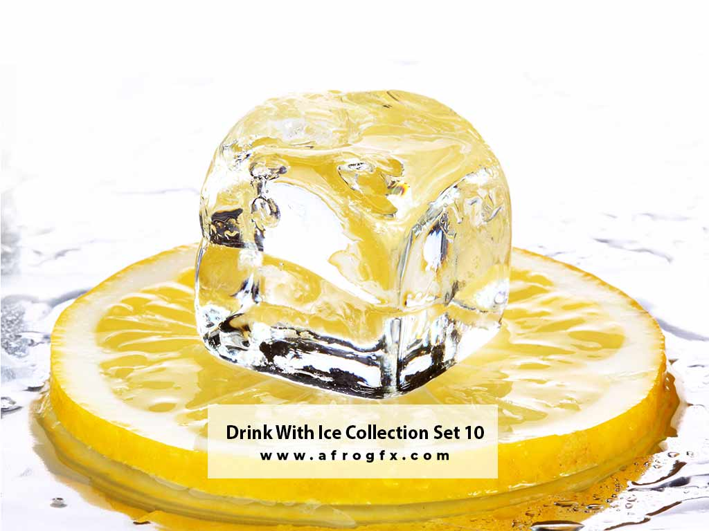 Drink With Ice Collection Set 10