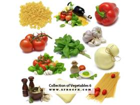 Collection of Vegetables 6