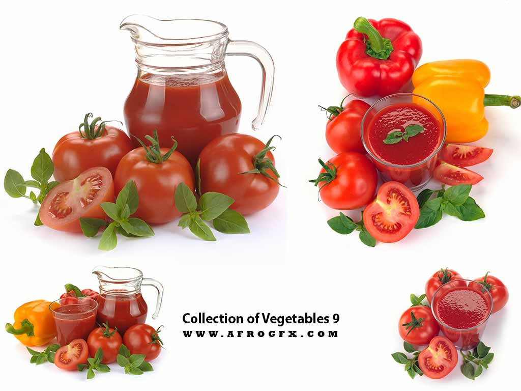 Collection of Vegetables 9