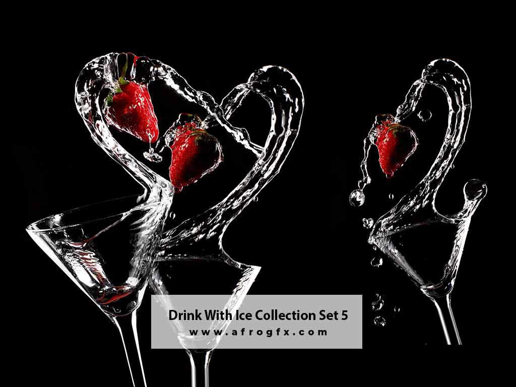 Drink With Ice Collection Set 5