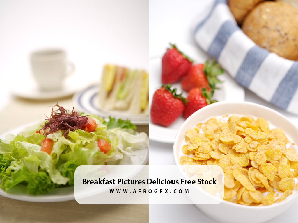Breakfast Pictures Delicious Free Stock
