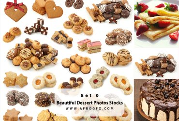 Beautiful Dessert Photos Stocks