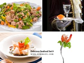 Delicious Seafood Set 9