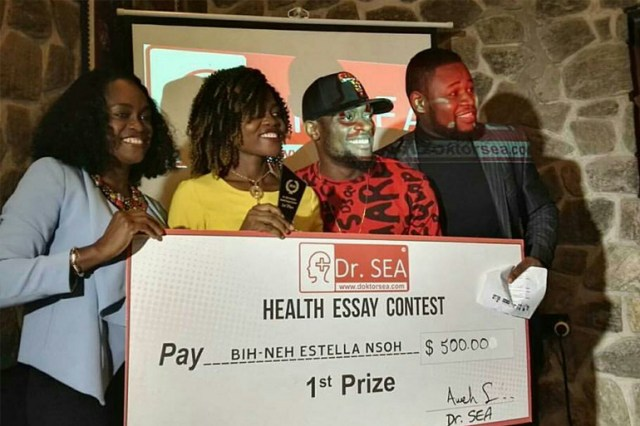 Dr Sea Health Essay Contest Winners