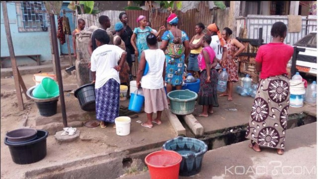 water shortage in buea