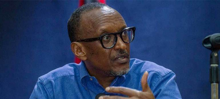 President Paul Kagame continues to phase-out second-hand clothes in Rwanda