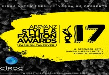 Abryanz Style and Fashion Awards 2017