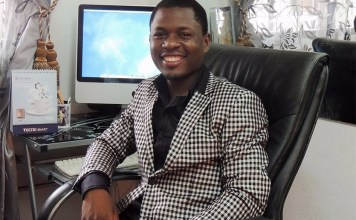 how king chris built the largest graphic design house in buea