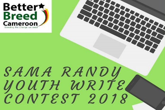 Makonjo Media Partners with Better Breed Cameroon to Support 2018 Sama Randy Youth Write Contest